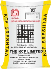 The Kcp Limited Businesses Cement